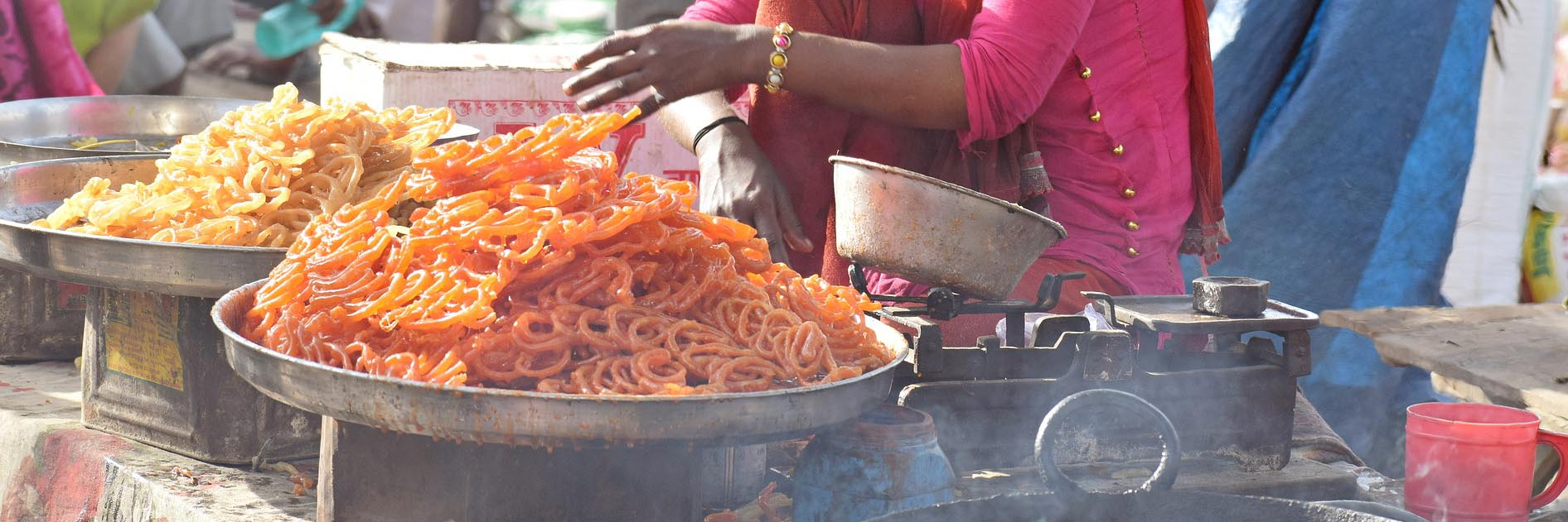 Top street foods in India