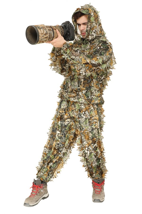 wild voyager ghillie suit