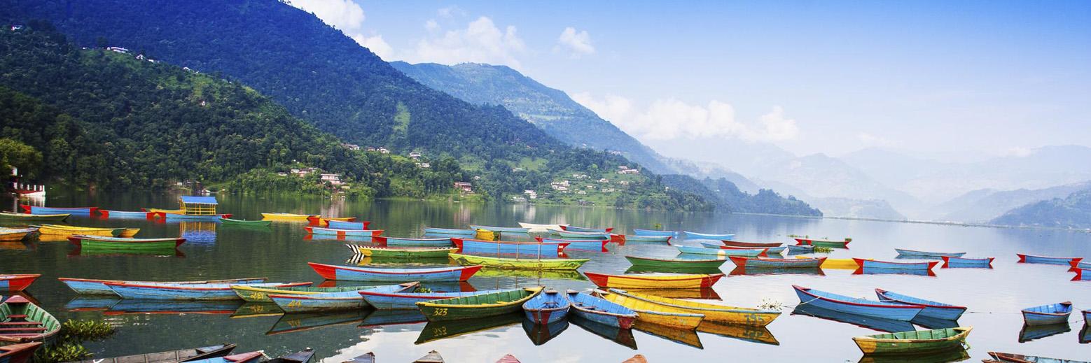 India, Nepal & Bhutan