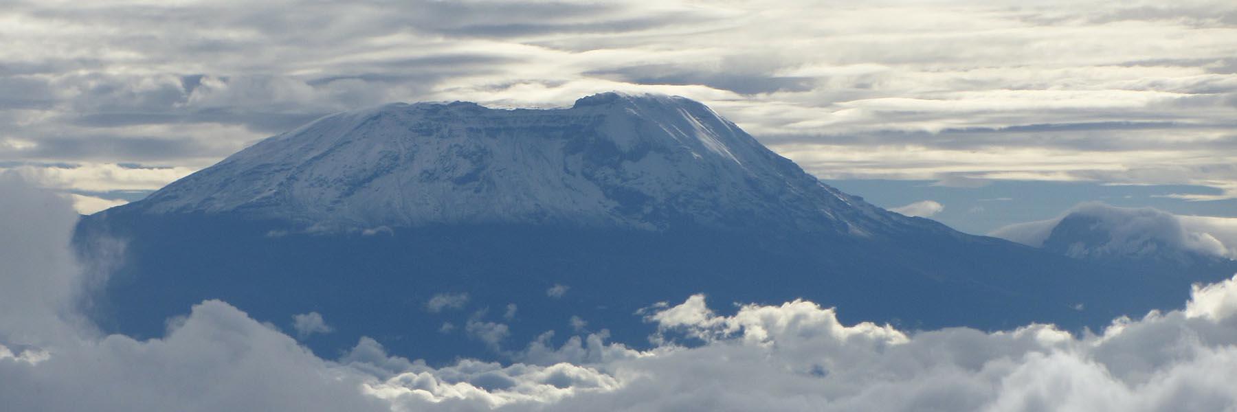 Lemosho route Kilimanjaro Trek