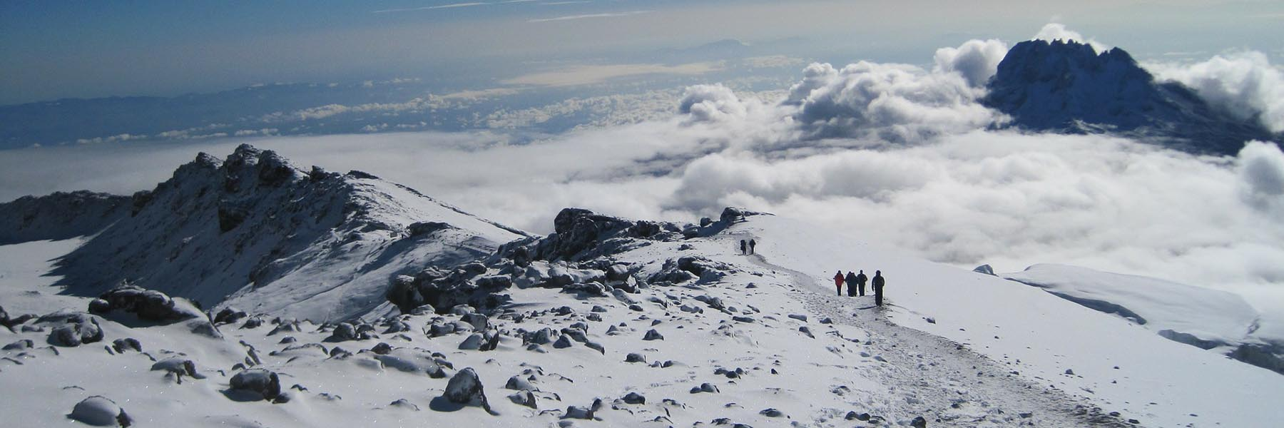 Rongai route Kilimanjaro Trek