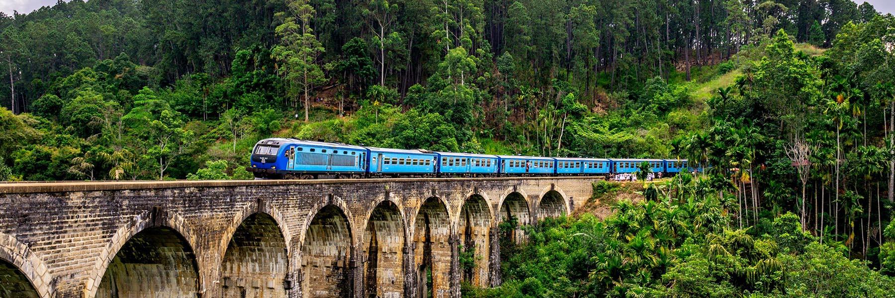 Sri Lanka Scenic Tour