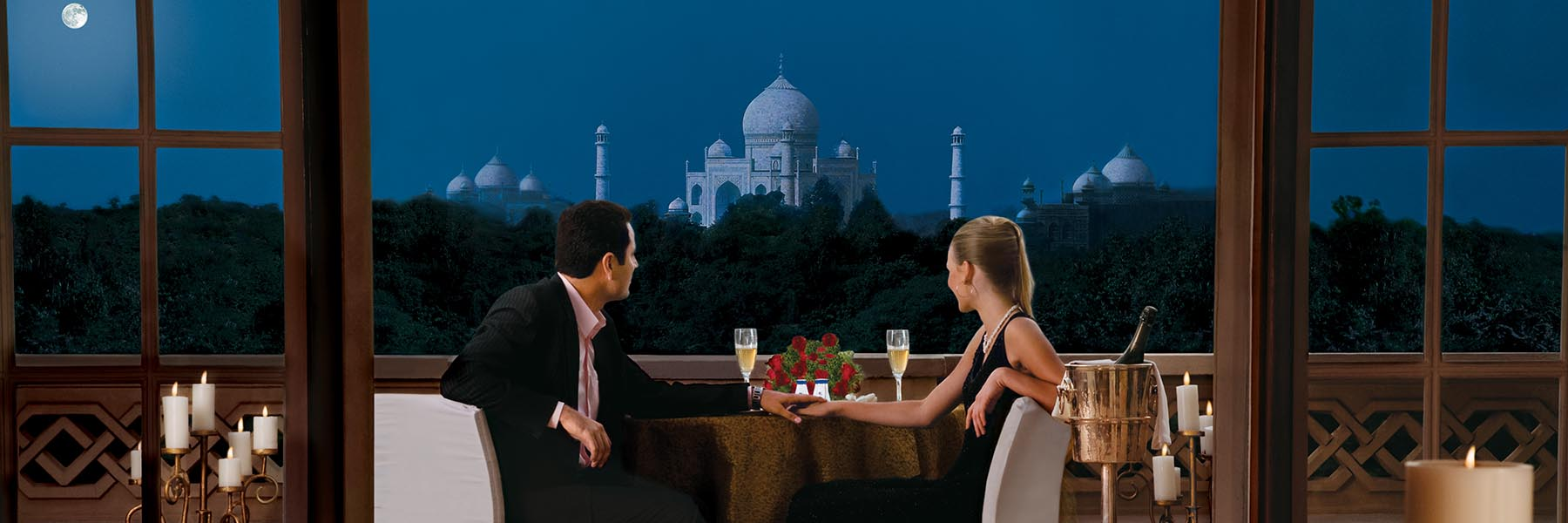Golden Triangle with Oberoi Hotels