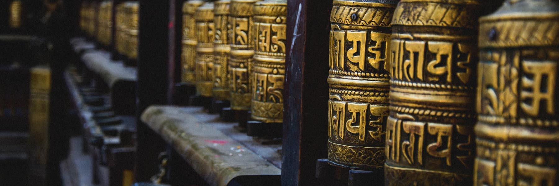 India Buddha Trail