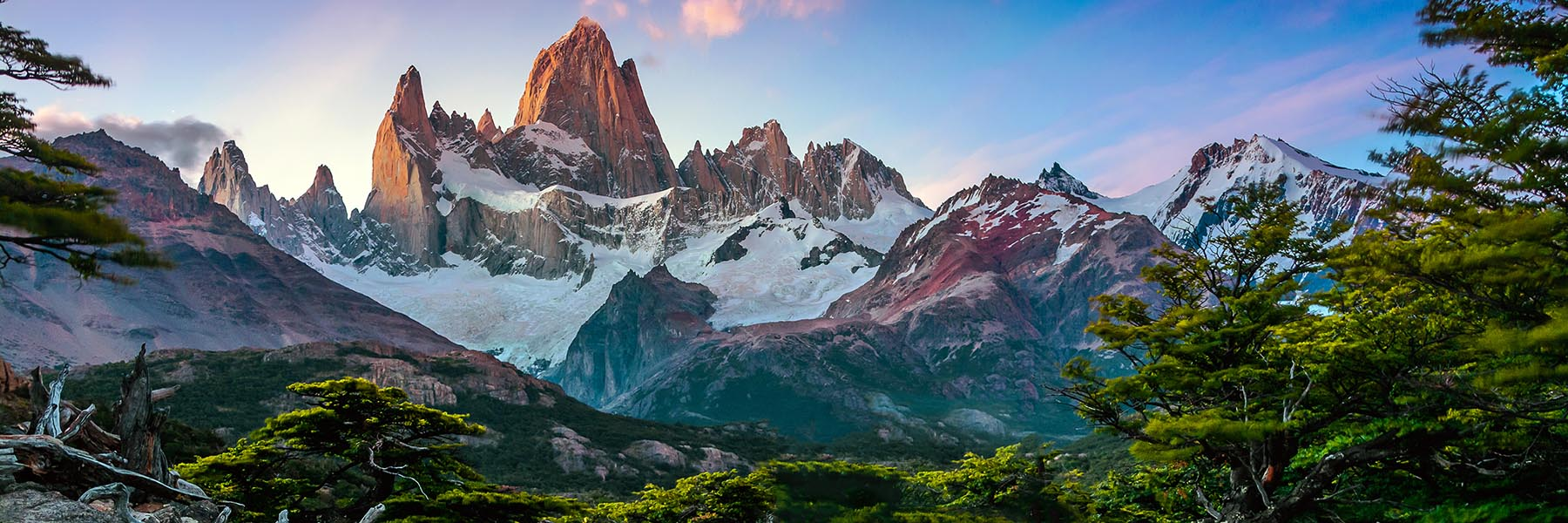 Patagonia tours in Chile