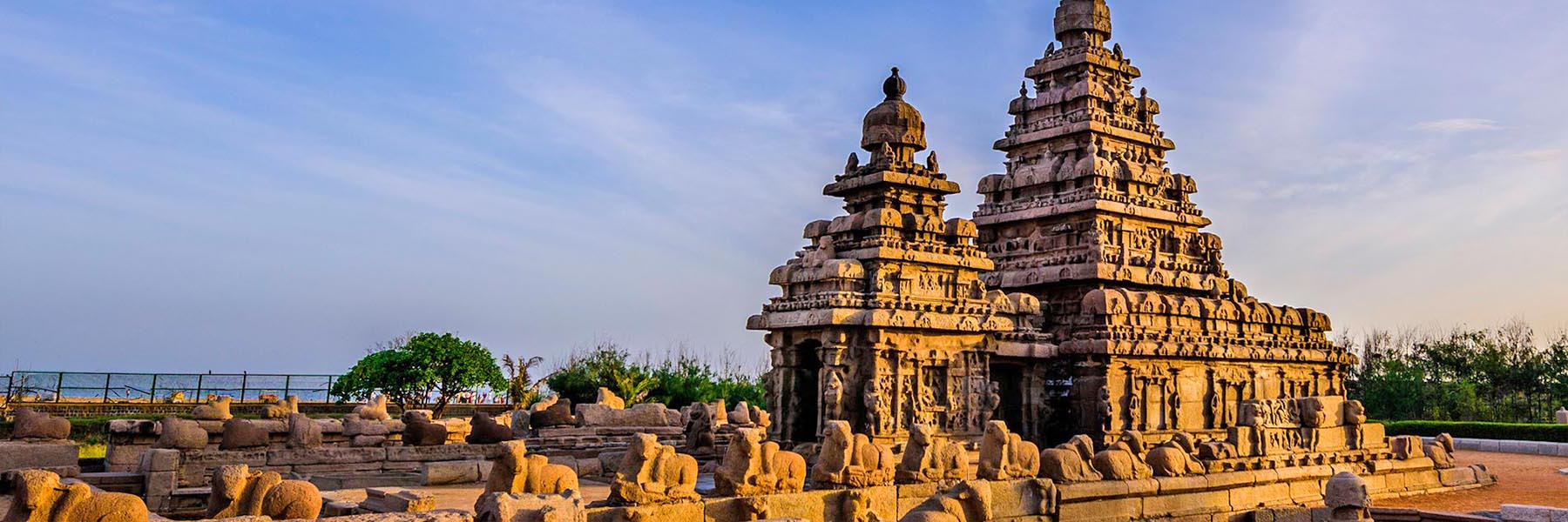 Temple & cultural tour of South India