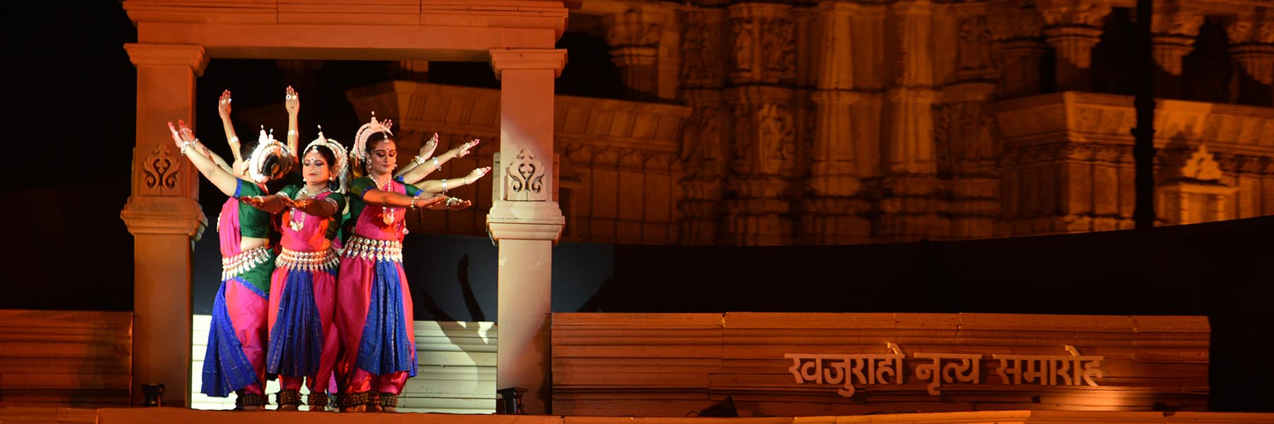Classical India with Khajuraho dance festival