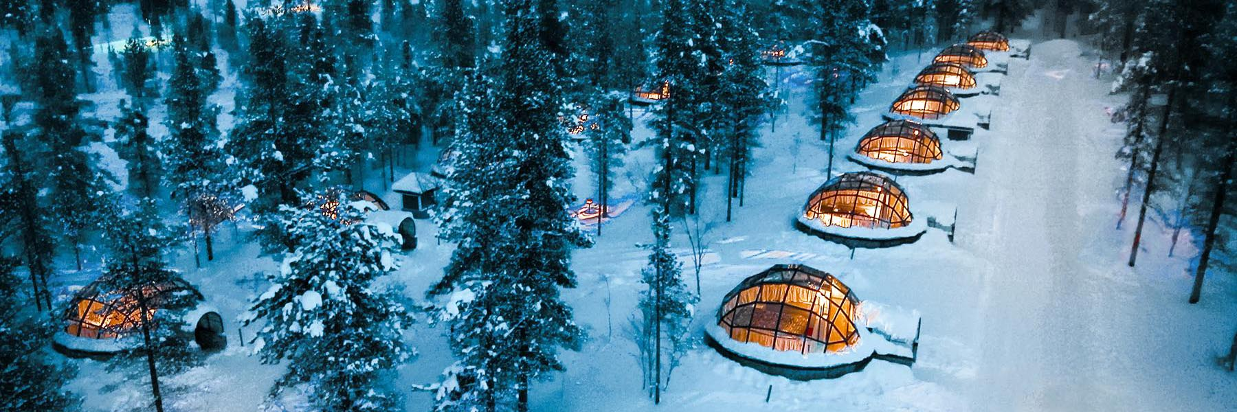 Snow Resorts in Nordic and India