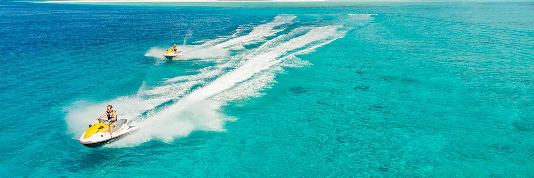 Enjoy water sports during Beach holidays