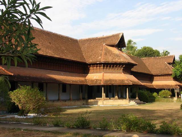 kuthiramalika palace in tiruvananthpuram kerala
