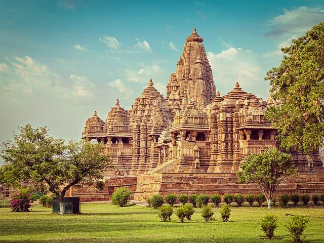 Kandariya Mahadev Temple, Khajuraho, Madhya Pradesh