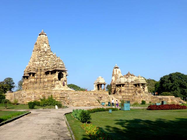 Mahadev Temple Western Group of Temples, Khajuraho, Madhya Pradesh
