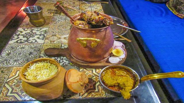 royal nawabi awadhi lucknowi kebab, lucknow, uttar pradesh
