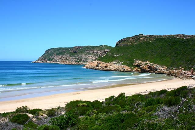 robberg beach in plettenberg bay, garden route, south africa