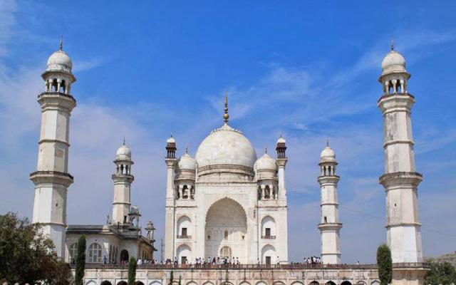 Biwi ka Maqbara Aurangabad Maharashtra India