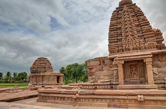 temples of Pattadakal Karnataka India