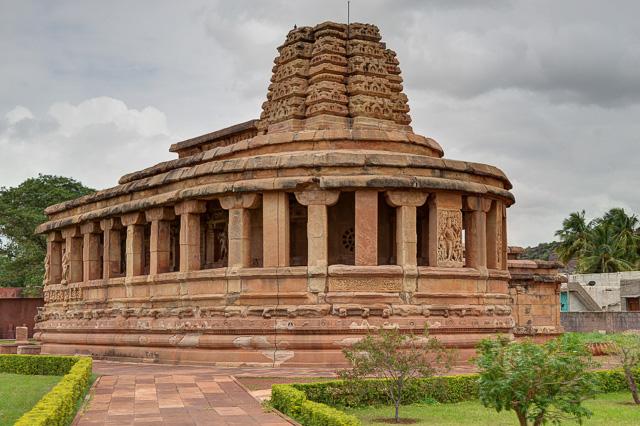 Durga temple Aihole Karnataka India