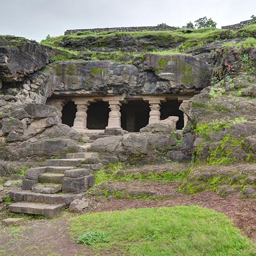 Cave Temples and Mumbai tour