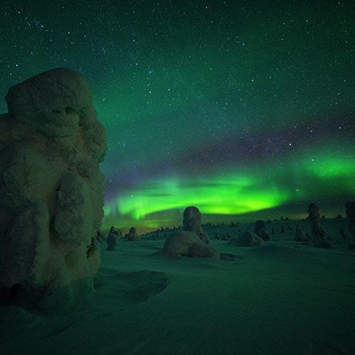 Scandinavia Northern Lights Highlights tour