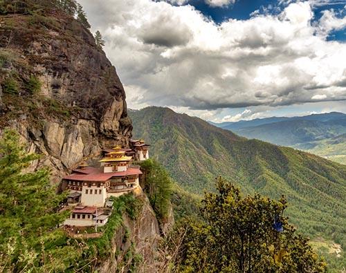 Bhutan holidays from USA