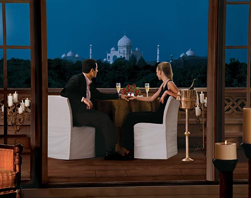 Golden Triangle with Oberoi Hotels tour