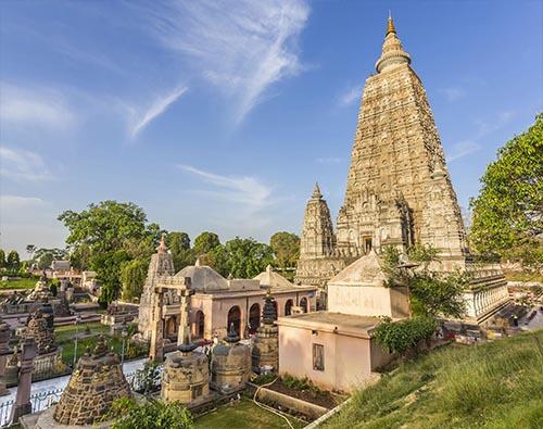 India Buddha Trail tour