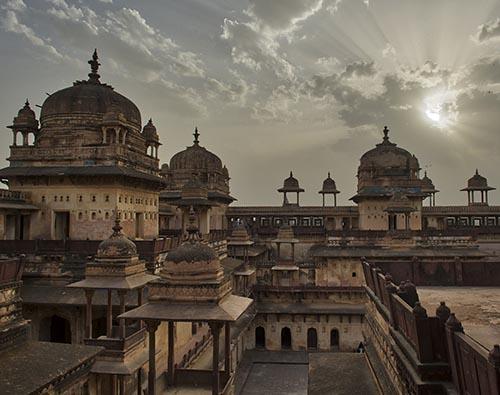 North India and Mumbai tour