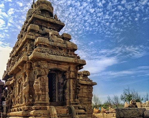 Mahabalipuram & Kanchipuram tour