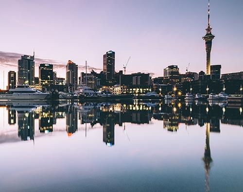 Auckland tour