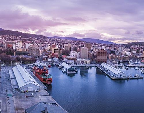 Hobart tour