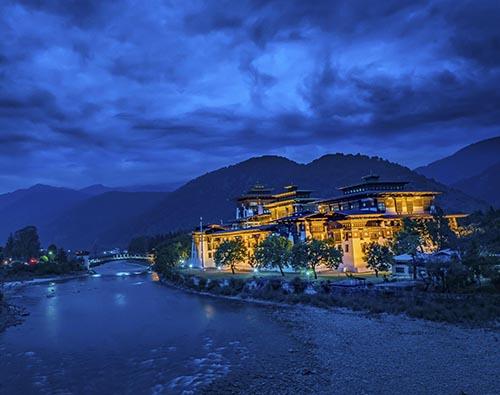 Punakha Dzongkhag tour