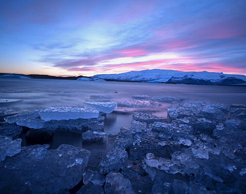 Ice Beach and Jokulsarlon tour