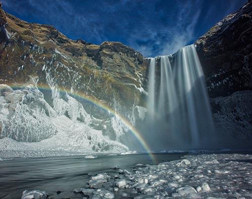Skogafoss Waterfalls tour