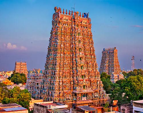 Temple & cultural tour of South India tour