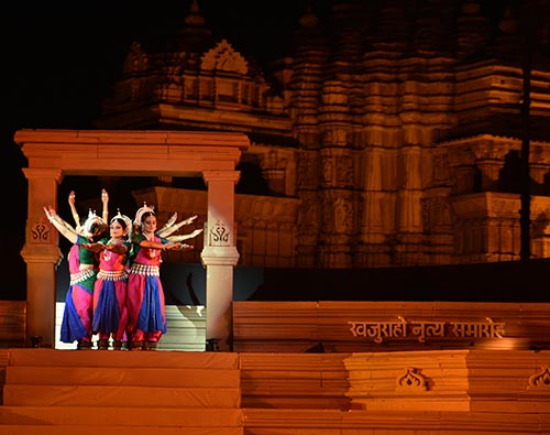Classical India with Khajuraho dance festival  tour