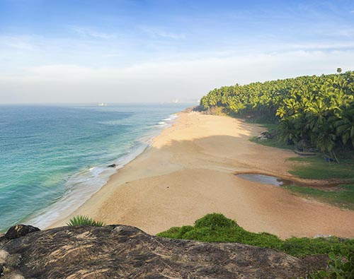 Temples, Backwaters & Beaches tour