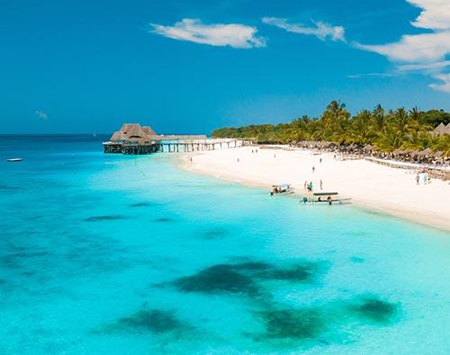 Zanzibar Beaches tour
